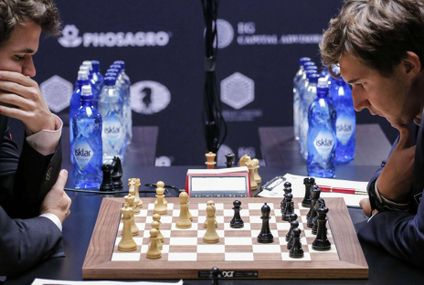 Want to Live as Long as an Olympian? Become a Chess Grandmaster