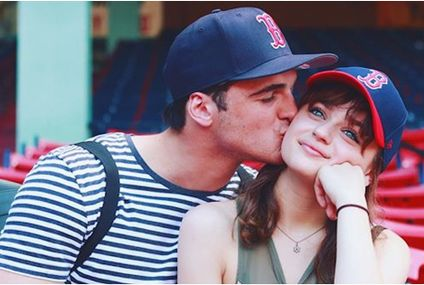 22 Adorable Pictures of Real-Life Couple and The Kissing Both Stars, Joey King and Jacob Elordi