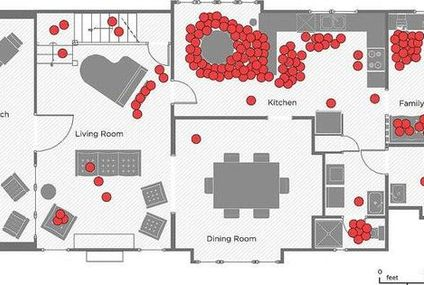 Our house design problem isn't too many rooms, it's too much stuff