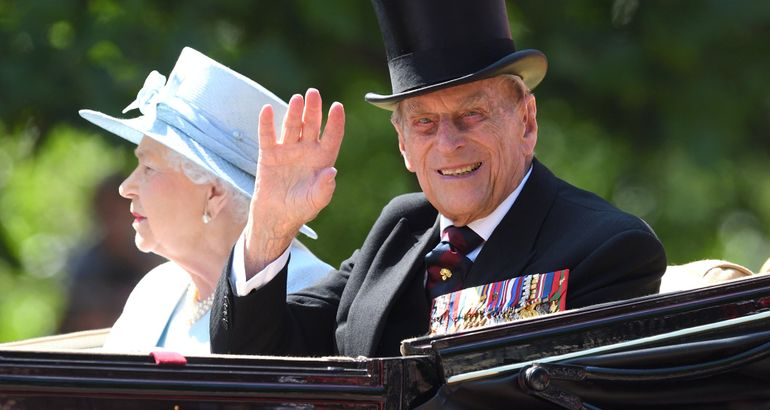 Prince Philip Didn't Attend This Year's Trooping the Colour, and the Reason Makes Sense