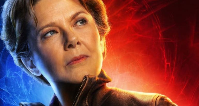 Annette Bening's Mysterious Role in Captain Marvel Has Been Revealed - Here's What You Should Know