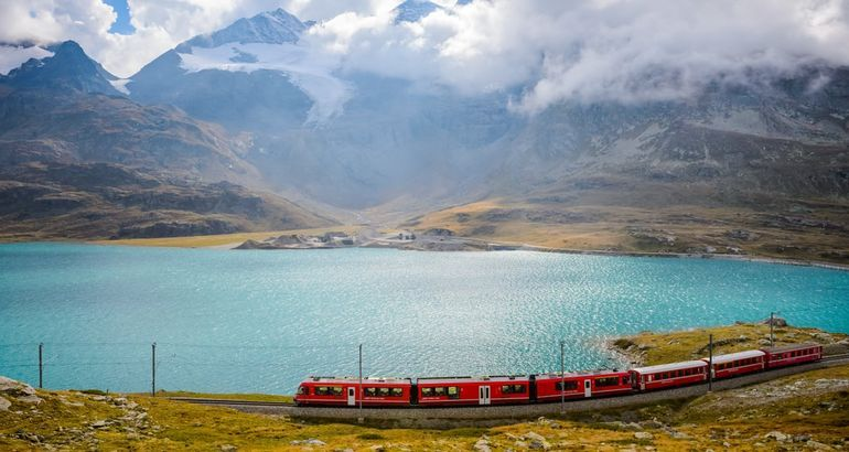 All Aboard! These Are the Best Train Trips of 2019